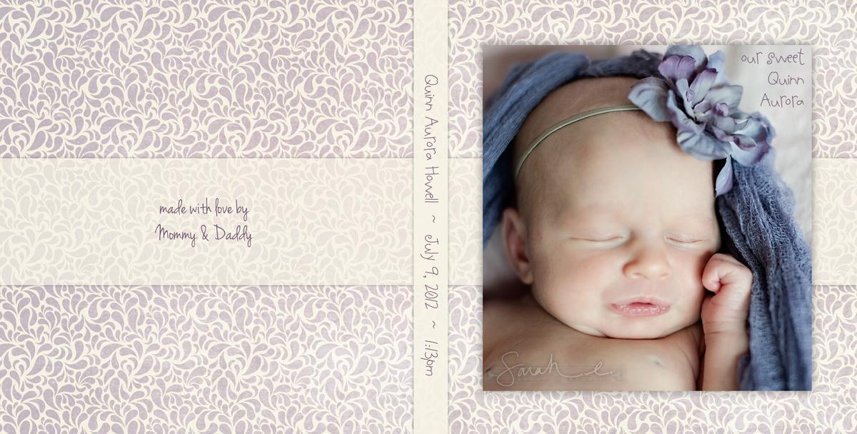 Baby Girl Lullaby Newborn Album01