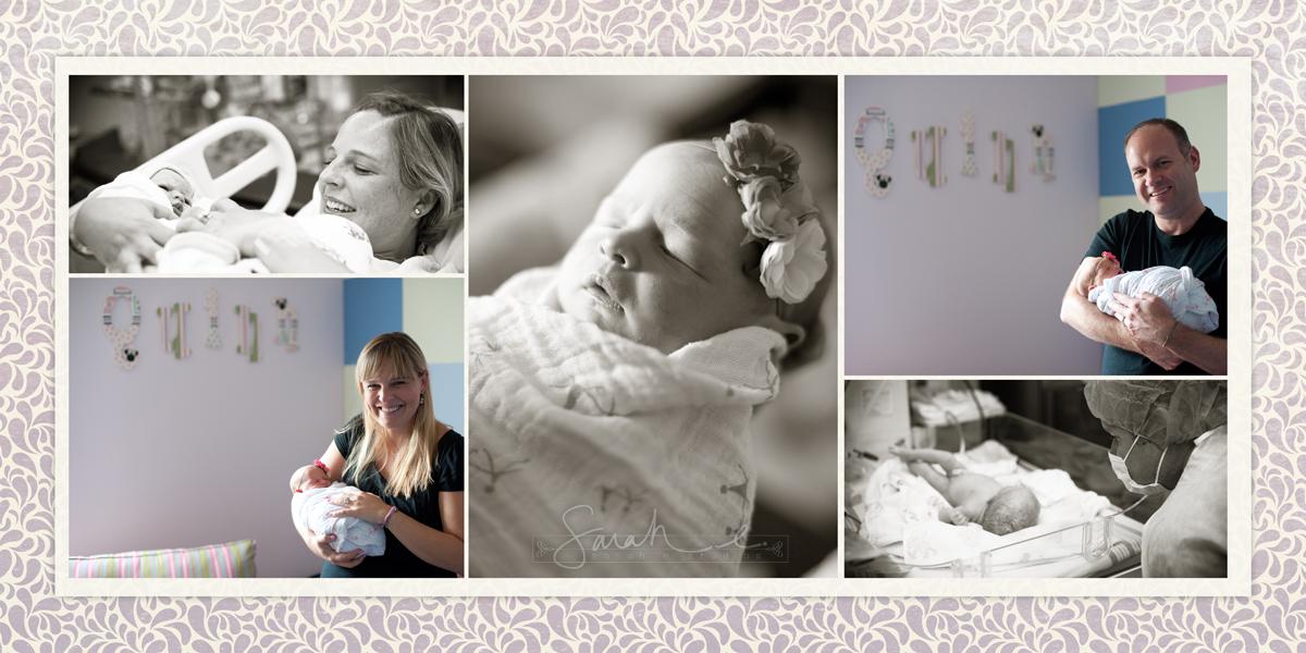 Baby Girl Lullaby Newborn Album03