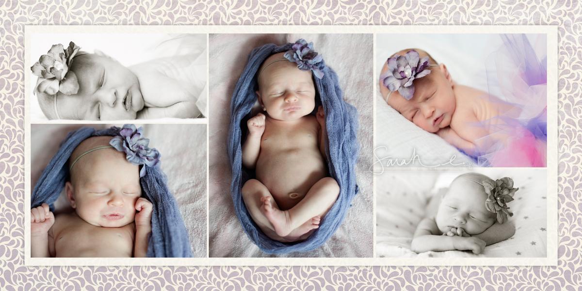 Baby Girl Lullaby Newborn Album08