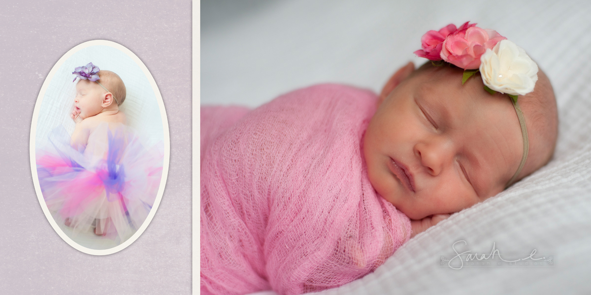 Baby Girl Lullaby Newborn Album09