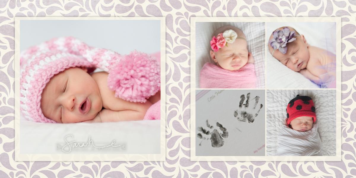 Baby Girl Lullaby Newborn Album10
