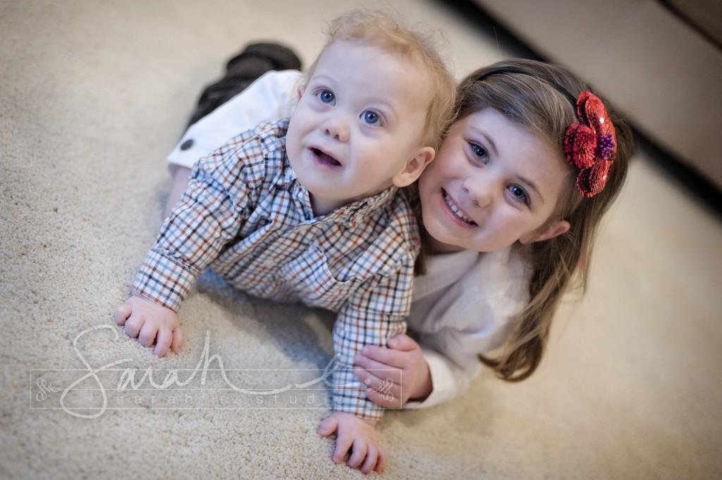Sweet family photo shoot!