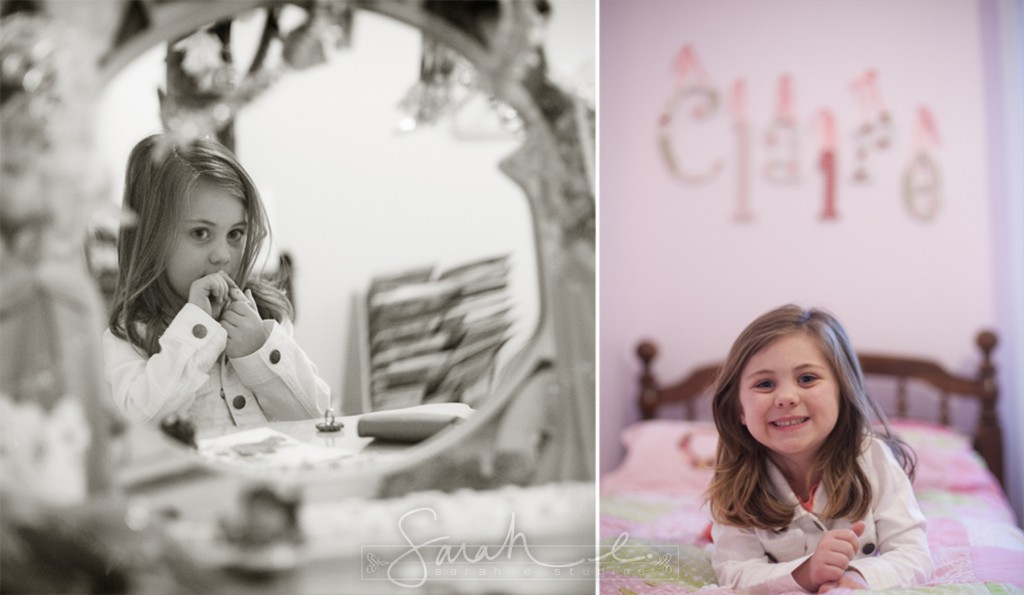 Family Photo Shoot - Explore a little one's bedroom!