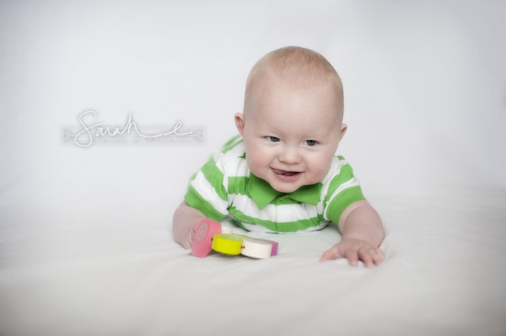 St. Patrick's Day Photo Inspriration - 8 Months - Twins -  011