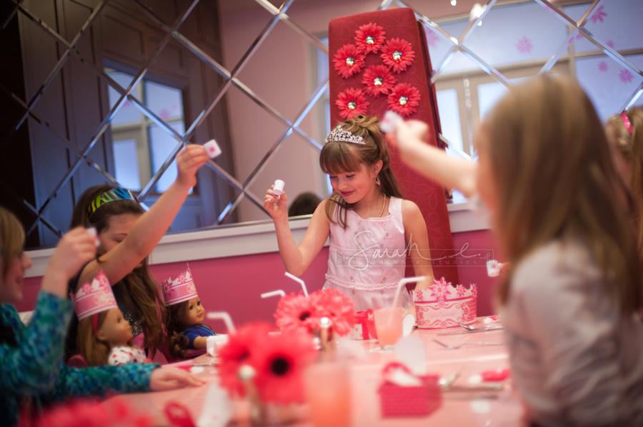 An American Girl Birthday Party!  07
