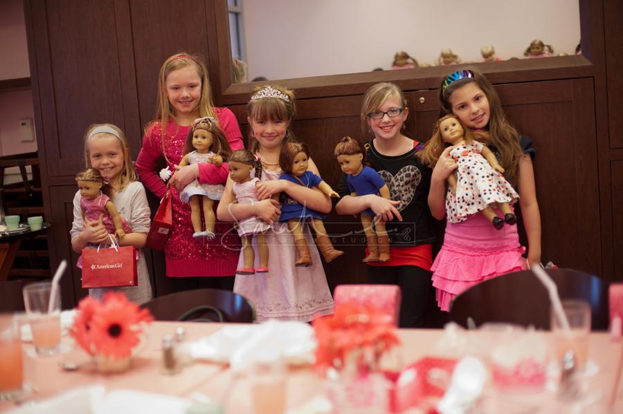 An American Girl Birthday Party!  13