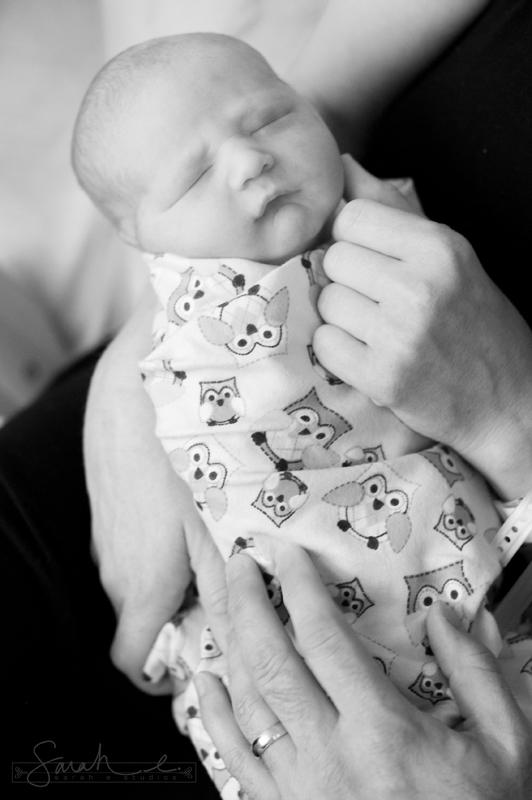 Newborn Hospital Lifestyle Photography 3