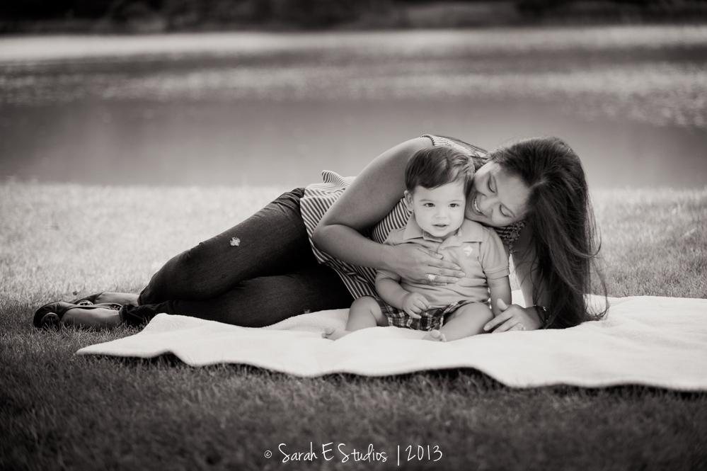 Mom Son Photo Session | Sarah E Studios | St. Louis, MO Child Photographer | 08