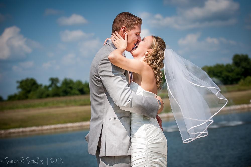Melissa & Angelo's Wedding. Photos by Sarah E Studios - 19