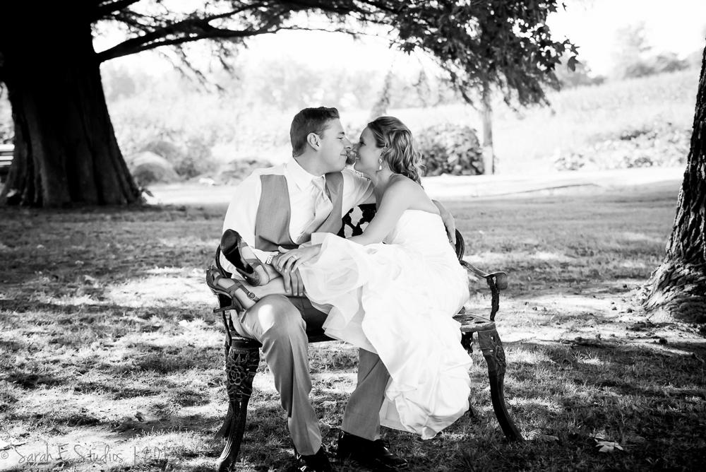 Melissa & Angelo's Wedding. Photos by Sarah E Studios - 21