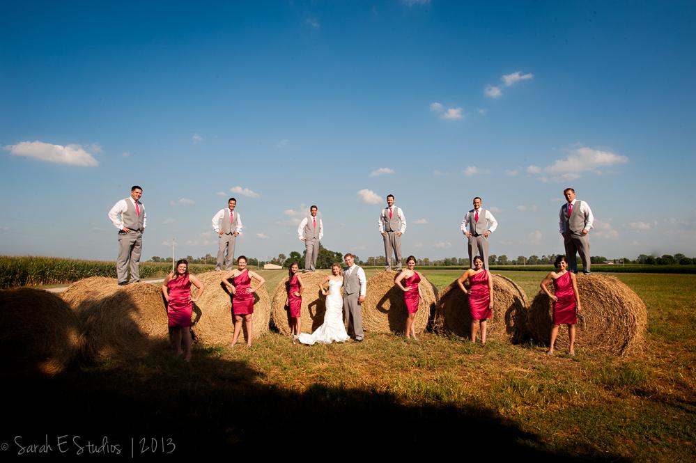 Melissa & Angelo's Wedding. Photos by Sarah E Studios - 25