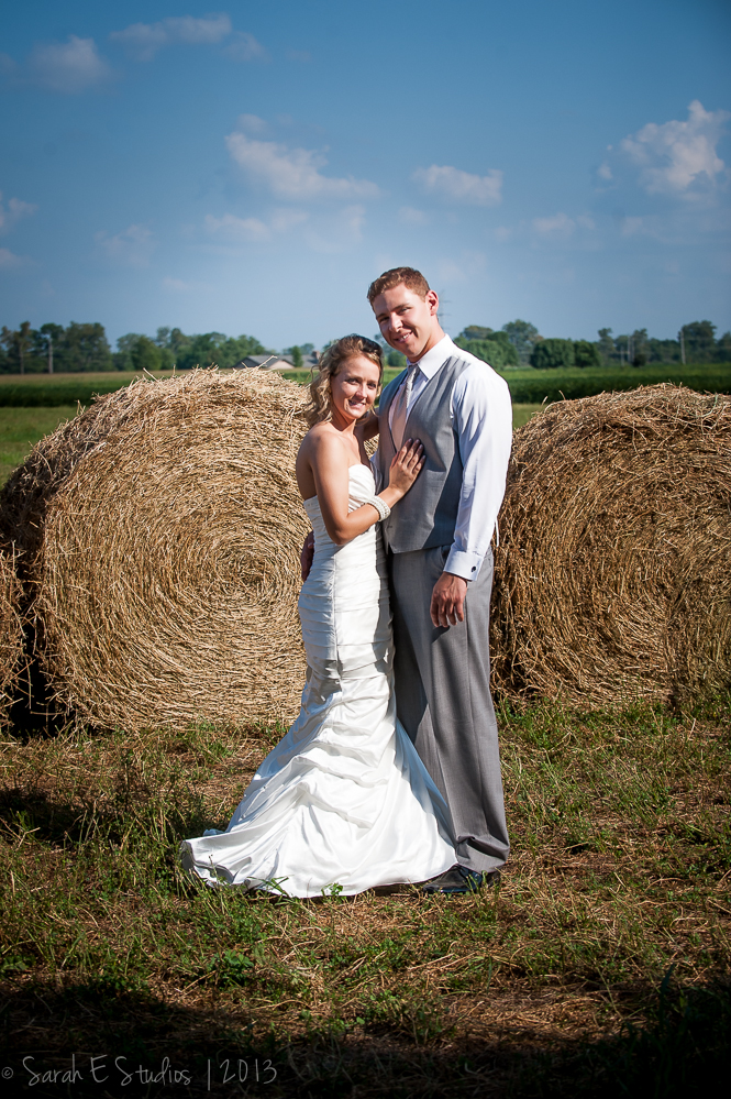 Melissa & Angelo's Wedding. Photos by Sarah E Studios - 26