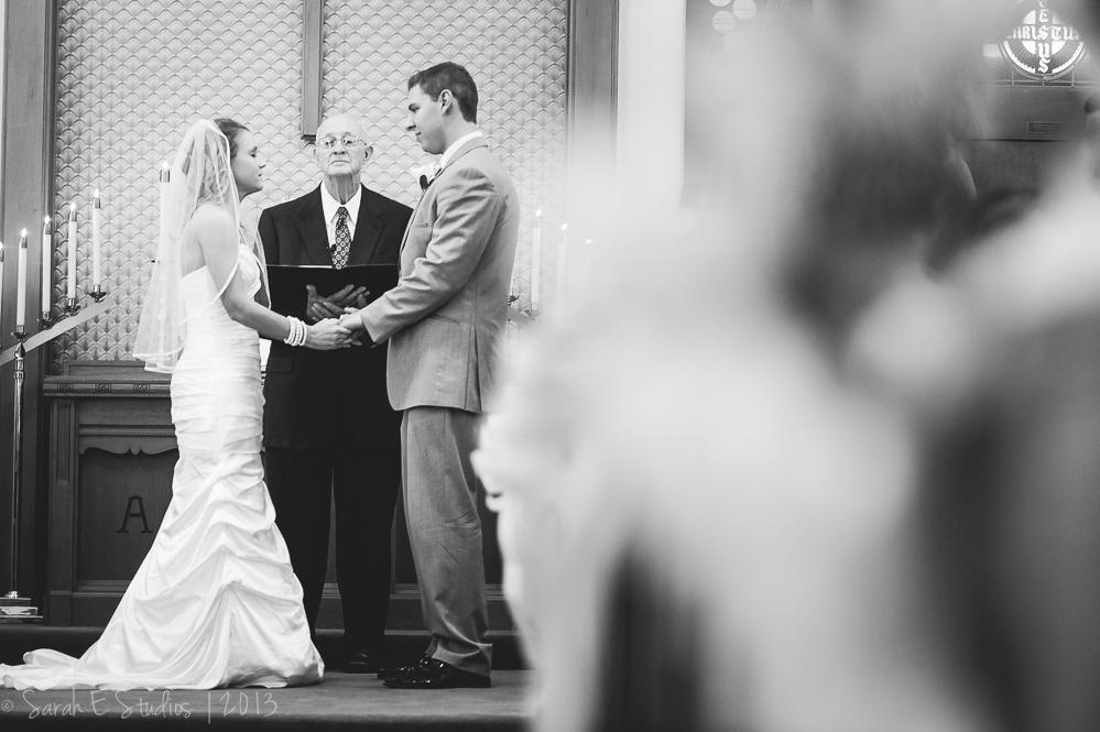 Melissa & Angelo's Wedding. Photos by Sarah E Studios - 40