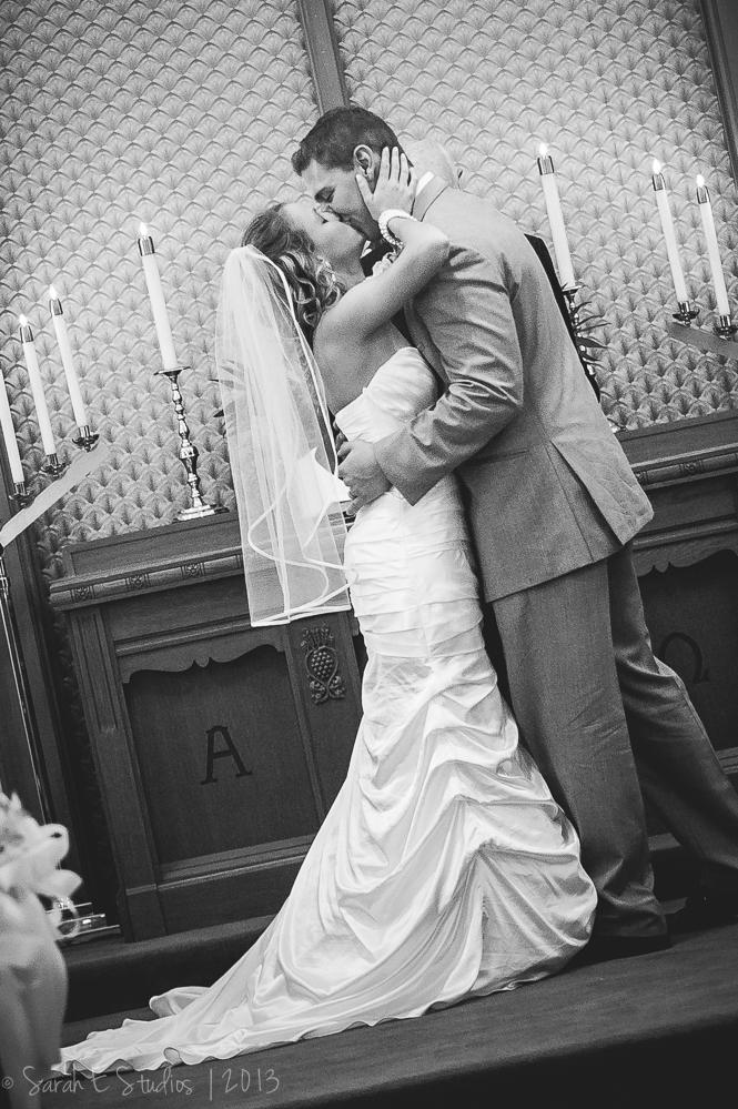 Melissa & Angelo's Wedding. Photos by Sarah E Studios - 42