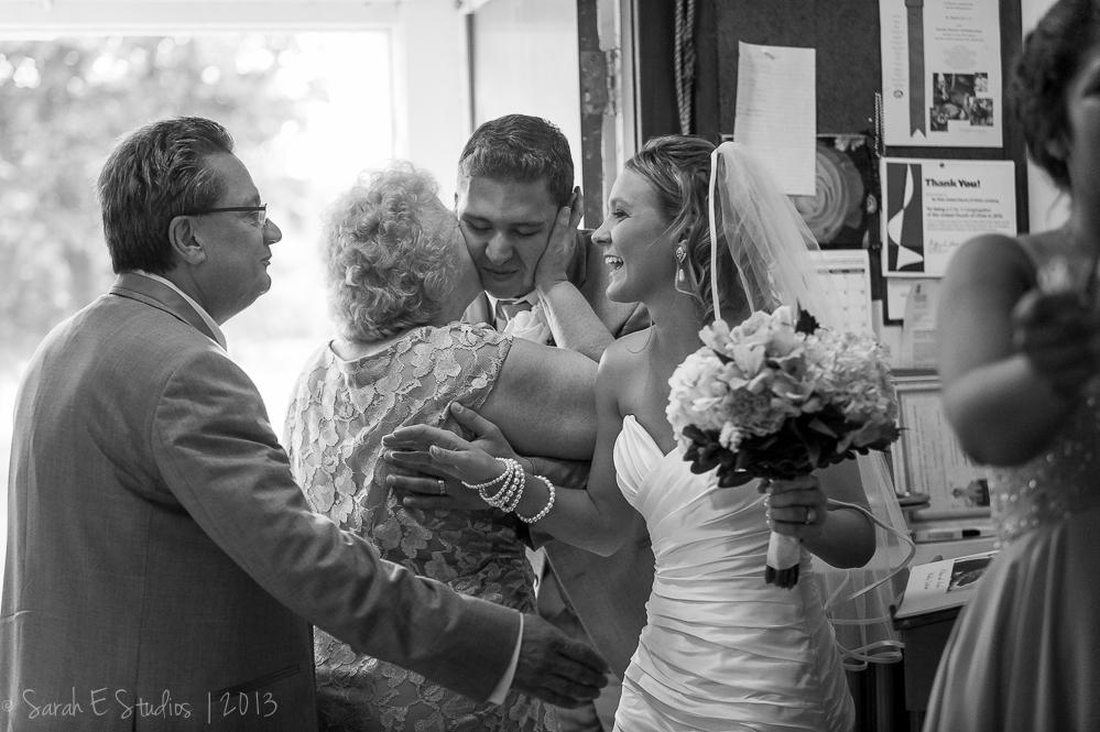 Melissa & Angelo's Wedding. Photos by Sarah E Studios - 44