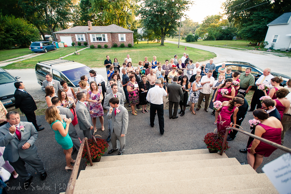 Melissa & Angelo's Wedding. Photos by Sarah E Studios - 45