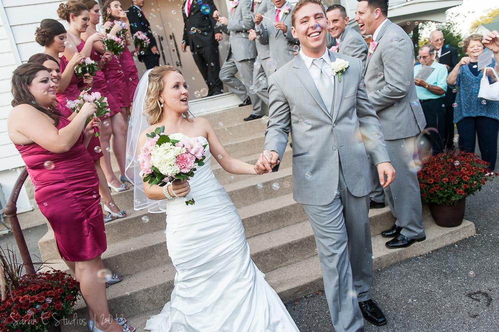 Melissa & Angelo's Wedding. Photos by Sarah E Studios - 47