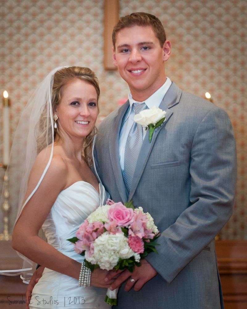 Melissa & Angelo's Wedding. Photos by Sarah E Studios - 52