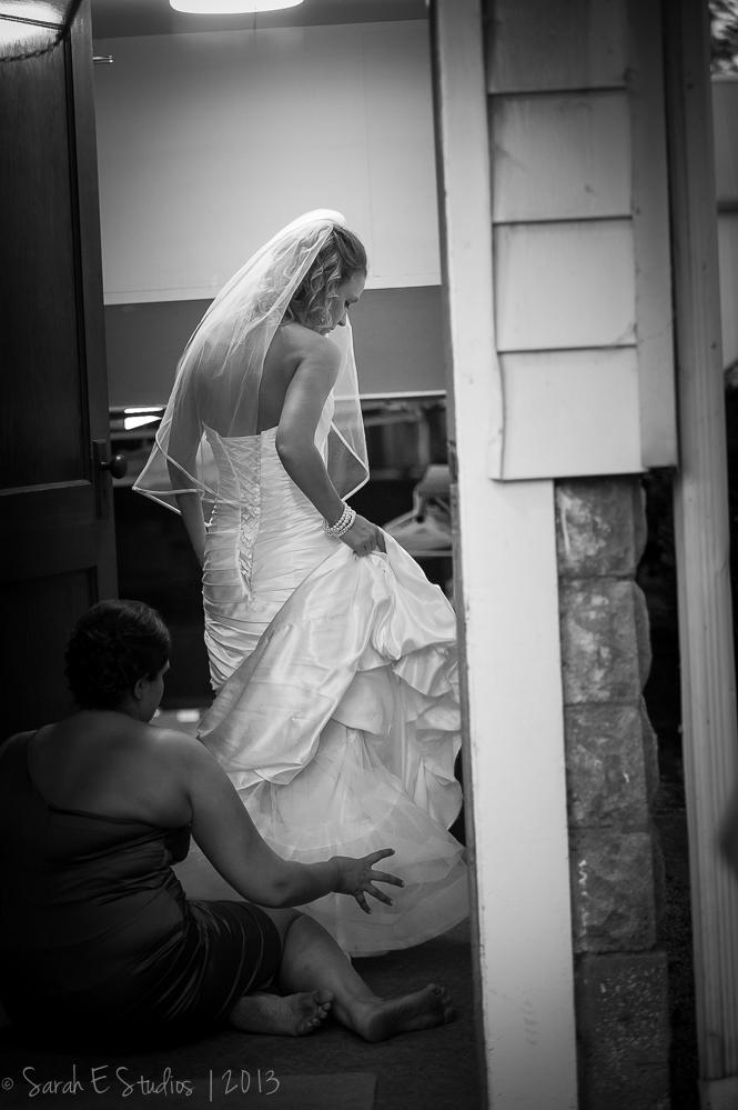 Melissa & Angelo's Wedding. Photos by Sarah E Studios - 54