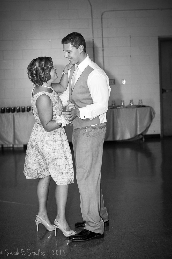 Melissa & Angelo's Wedding. Photos by Sarah E Studios - 61