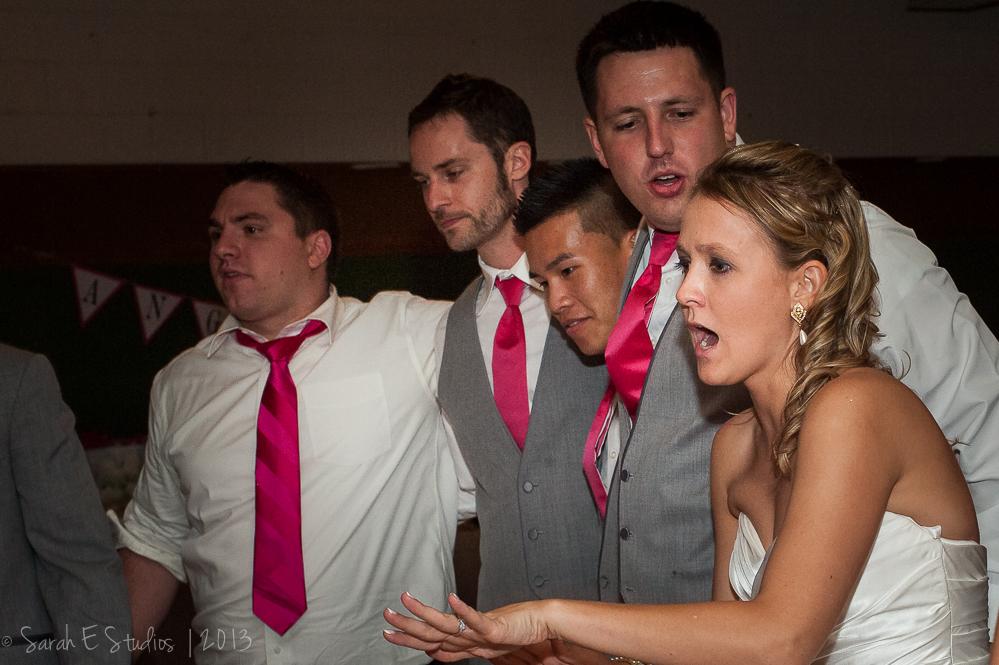 Melissa & Angelo's Wedding. Photos by Sarah E Studios - 62