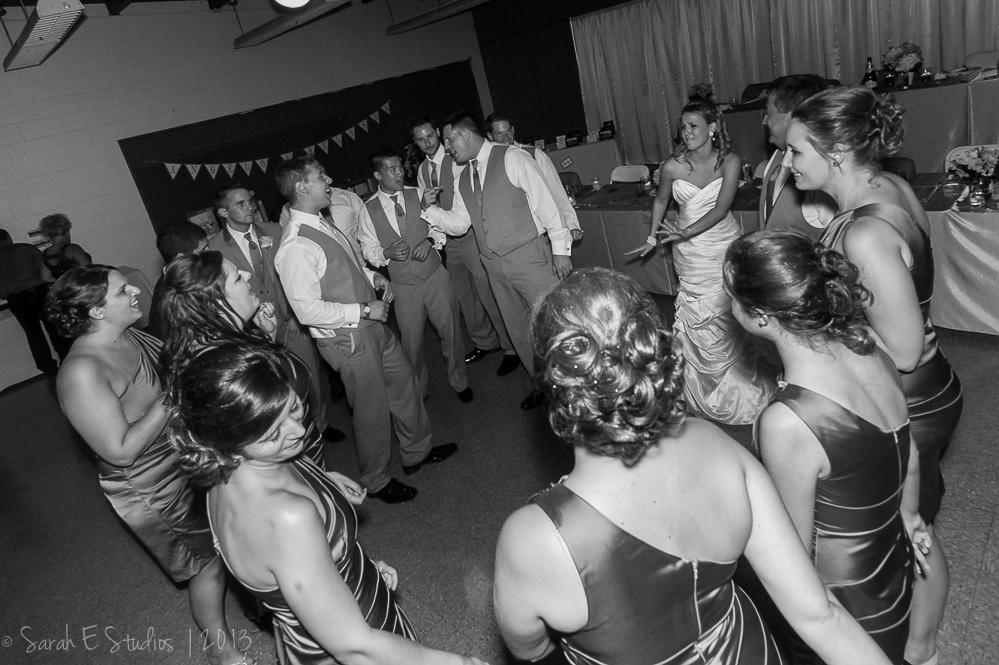 Melissa & Angelo's Wedding. Photos by Sarah E Studios - 63