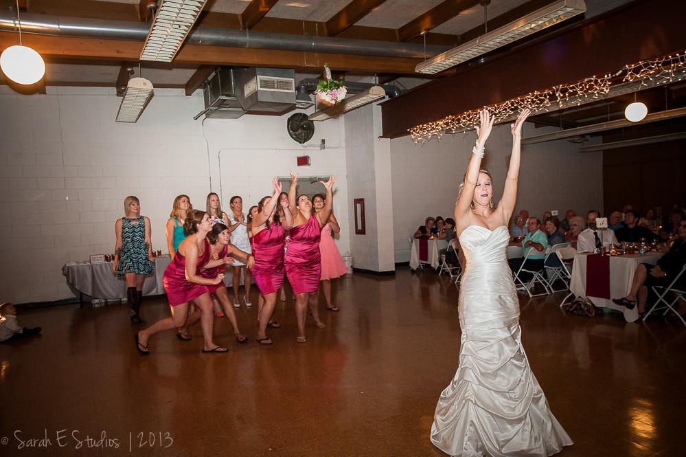 Melissa & Angelo's Wedding. Photos by Sarah E Studios - 64
