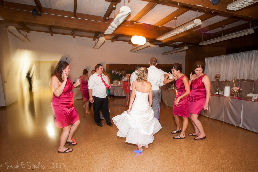Melissa & Angelo's Wedding. Photos by Sarah E Studios - 69